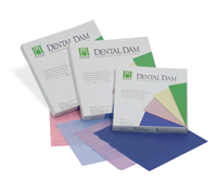 Коффердам-листы Dental Dam List Medium